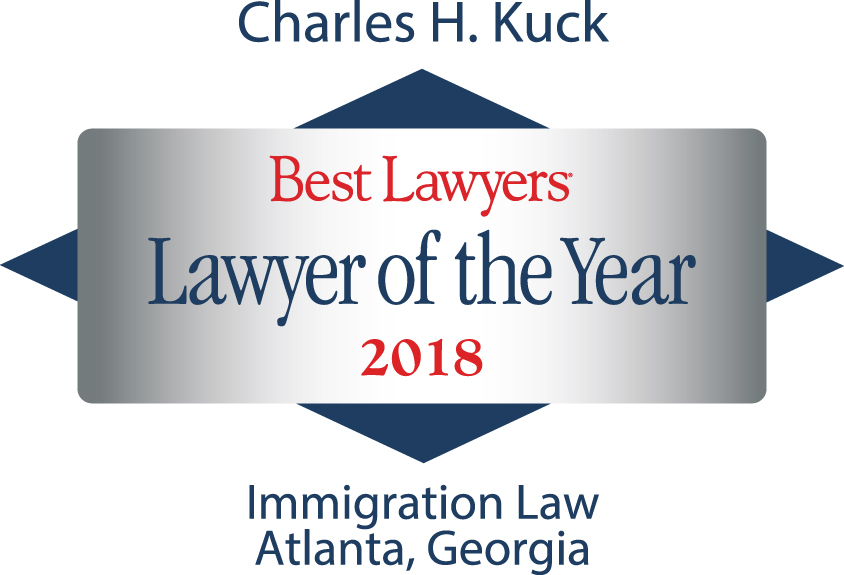 Best Lawyer Charles H Kuck